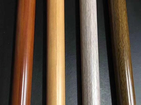 管钢强不锈钢木纹管