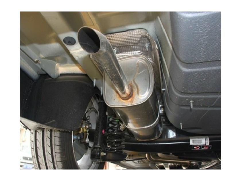 不锈钢排气管