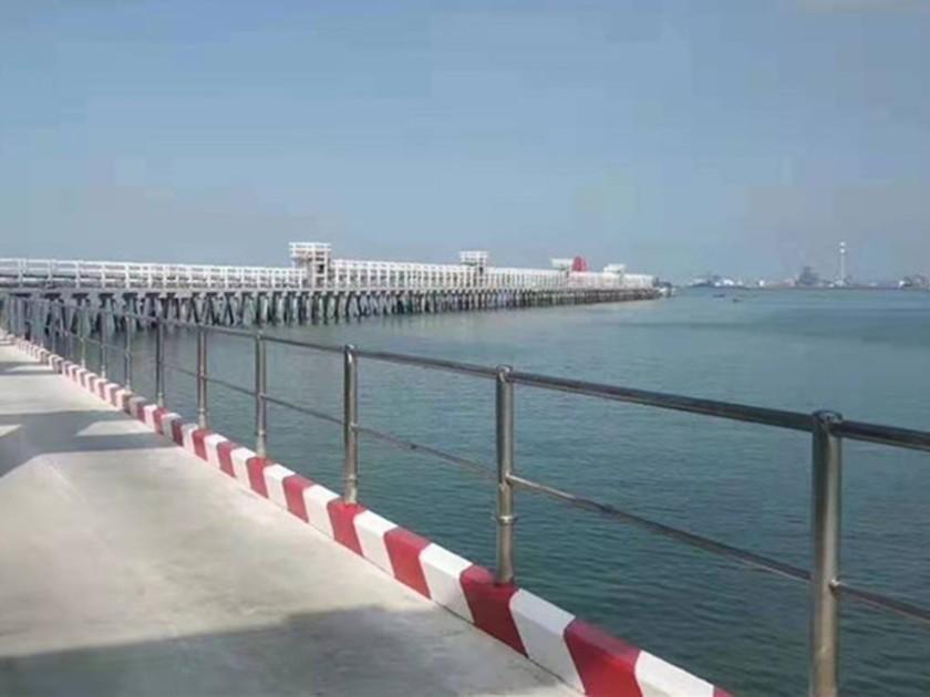 海边码头316不锈钢护栏