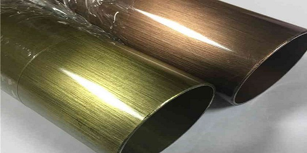 你对不锈钢管拉丝、不锈钢管喷涂、不锈钢管电镀彩色了解多少?
