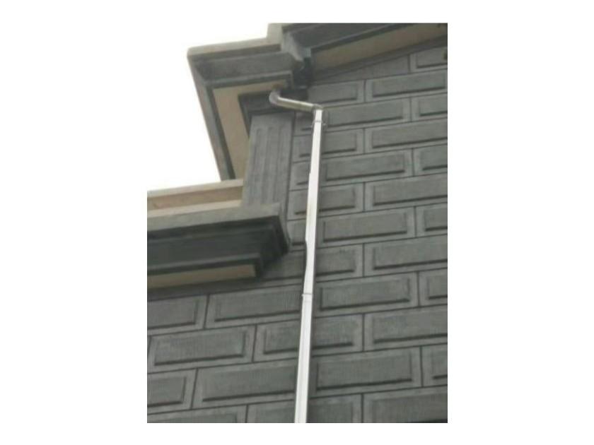 不锈钢雨水管