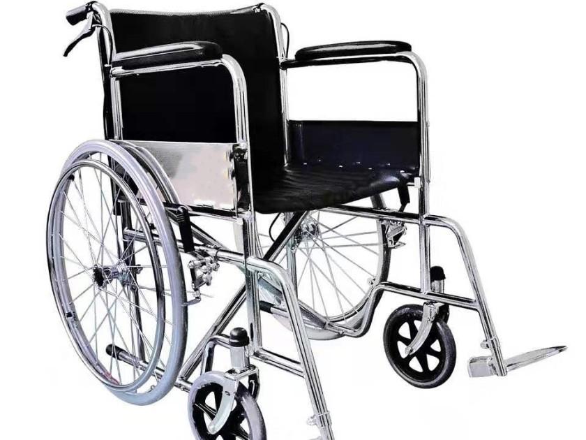 不锈钢轮椅
