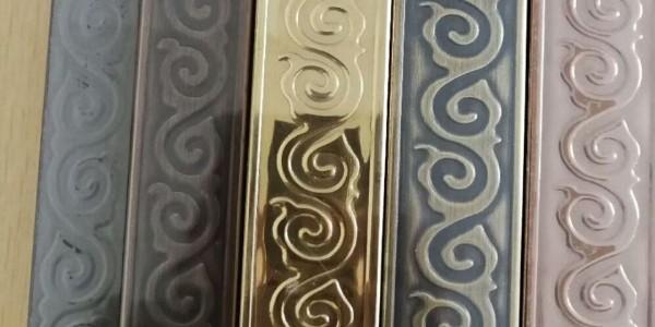 佛山彩色不锈钢花纹管怎么样?