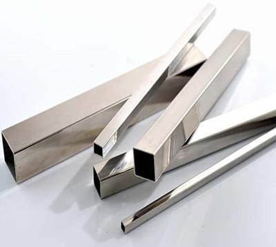 装饰用不锈钢方矩形管材
