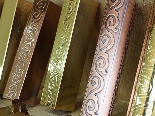 欧式彩色不锈钢管