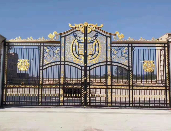 装饰不锈钢管彩色不锈钢大门