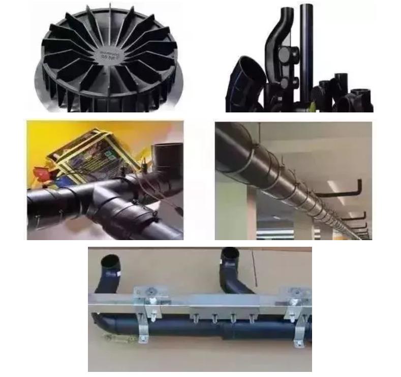 不锈钢落水系统配件
