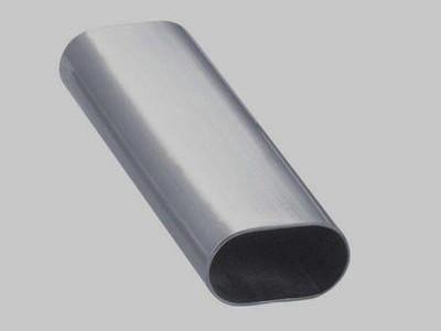 304不锈钢平椭圆管