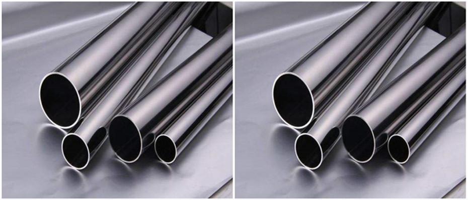 304装饰不锈钢圆管