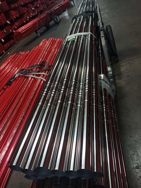 不锈钢竹节管