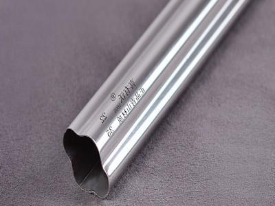 304不锈钢梅花管