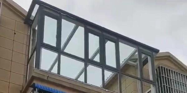 管钢强不锈钢管在阳光棚上的应用