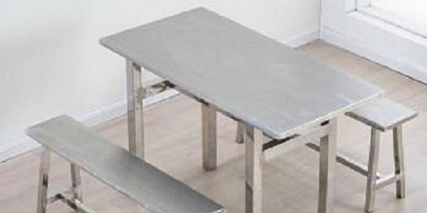 管钢强不锈钢管在不锈钢桌椅上的应用