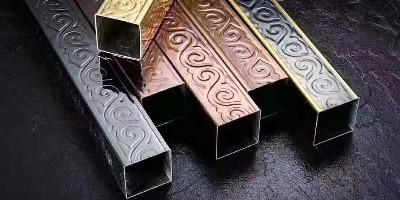 真空电镀和水镀着色的彩色不锈钢管的价格一样吗?