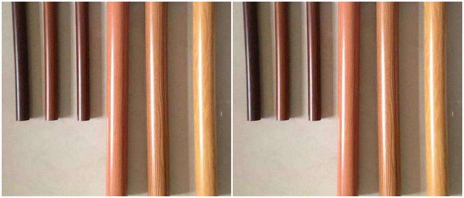 304彩色不锈钢喷涂管