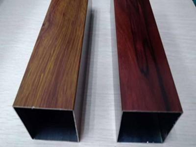 304不锈钢木纹管